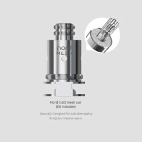 NORD Mesh Coil 0.6ohm