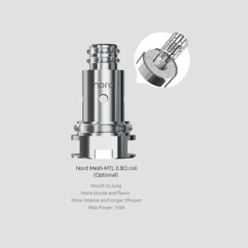 NORD Mesh MTL Coil 0.8ohm