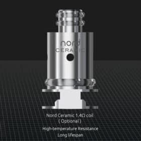 NORD Ceramic 1.4ohm Coil