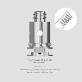 NORD Regular DC Coils 0.6ohm