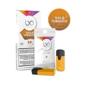 Bō Caps Ejuice 30MG - Gold Tobacco