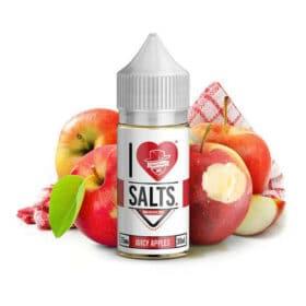 I Love Salt 25MG - Juicy Apples