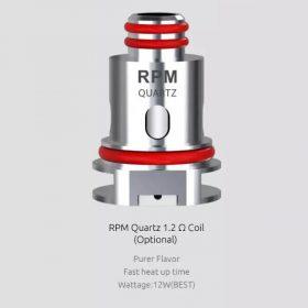 RPM Quartz 1.2ohm Coil