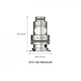 GTX Coil 1.2ohm Regular