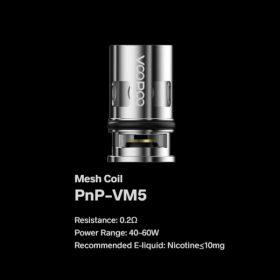 PnP-VM5 Coil 0.2ohm(Mesh)