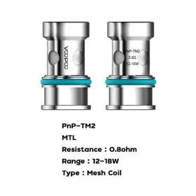 PnP- TM2 0.8ohm(Mesh)